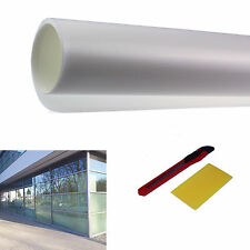 Milchglasfolie Sichtschutzfolie 122 x 200 cm Fensterfolie Folie Sichtschutzfolie