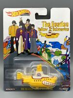 Hot Wheels Premium 2019 - The Beatles Yellow Submarine Pop Culture Real Riders
