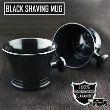 Shaving Soap Bowl /Mug With Handle unbreakable plastic light weight.For everyday