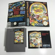 Rainbow Islands: The Story of Bubble Bobble 2  - Nintendo Entertainment System -
