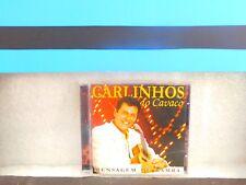 Carlinhos Do Cavaco Mensagem De Bamba Music Audio CD