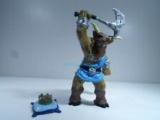 Advanced Dungeons & Dragons LJN Terrible Minotaur of Maze Action Figure Complete
