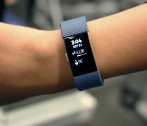 FITBIT Charge 2 Blue (Small)