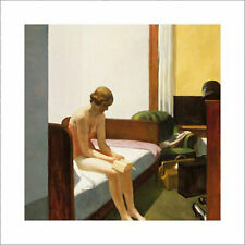 Hopper, Edward - Hotel room, 1931 - Kunstdruck - Größe 70x70 cm