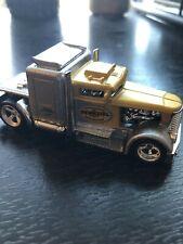Hot Wheels Convoy Custom Pennzoil Semi Cab Near Mint 1/64