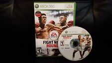 Fight Night Round 4 Xbox 360  No Manual