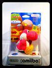 Amiibo Yoshi Di Lana Rosa - pink yarn Yoshi'S Woolly World Collection nintendo