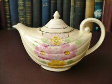 Art Deco Aladdin Teapot - Arthur Wood 1930's Art Deco Teapot