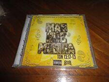 Chicano Rap CD Triste De Nemesis - Mas Que Musica TDN 13:17-13 - La Baby Smiley