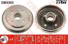db4303 TRW freno de tambor eje trasero