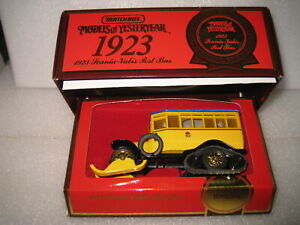 MATCHBOX YESTERYEAR Y-16 SCANIA VABIS POST BUS AWESOME LOOKING MODEL OLD STOCK