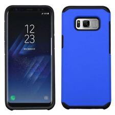 Fundas y carcasas Para Samsung Galaxy S8 color principal azul para teléfonos móviles y PDAs