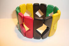 Wood Bracelets South American Jewellery