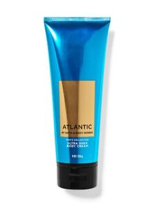 ATLANTIC Men's Collection Bath & Body Works Ultra Shea Body Cream 8 OZ/226g