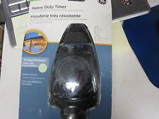GE Outdoor Plug-In Heavy Duty 24 Hr. Timer - 15257