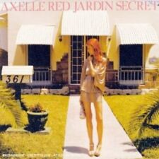 Red, Axelle-Jardin secret CD