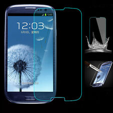 3 PCS Premium Tempered Glass Screen Protector For Samsung Galaxy S3 Anti-Scratch