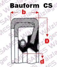 1 Stück 110x128x9 CS =(B2SL,D2SL,TA,WCS) Wellendichtring (Simmerring) Oil-Seal