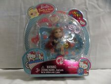 Mattel Hello Kitty Barbie Peek-a-Boo Lot 87 Target Exclusive