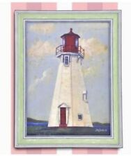 Home deals Wall Painting Light House