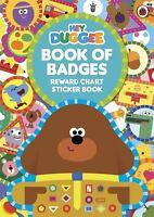 Hey Duggee: Book of Badges: Reward Chart Sticker Book by Hey Duggee