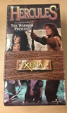 Hercules The Legendary Journeys Vol. 1 2 3 The Xena Trilogy The Warrior Princess