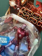 Marvel Iron Man Movie Mark 03 Repulsor Red Prototype Target Only MOC VHTF 2008