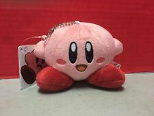 """Kirby 4"""" Plush Toy Keychain Nintendo 2011 NEW"""