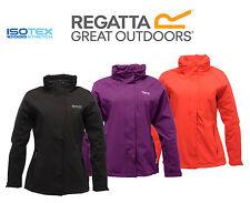 Regatta Ladies Womens Keeta Stretch Waterproof Breathable Hiking/Walking Jacket