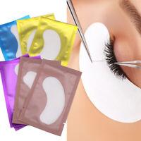 1000Pcs Eye Pads Eyelash Pad Gel Patch Lint Free Lashes Extension Mask Eyepads