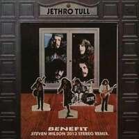Jethro Tull - Benefit (Steven Wilson 2013 Stereo Remix) NEW CD