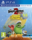 Ps4 The Angry Birds Movie 2 Under Pressure For Playstatio Uk Import Game New