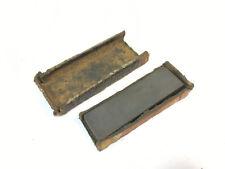 More details for rare vintage carborundum no149 fine sharpening stone silicon carbide razor knife
