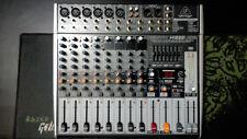 Behringer XENYX X1222USB 16-Kanal24-bit Multi-FX USB Audio Interfae