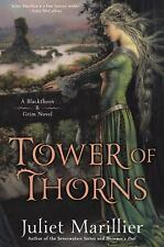 Blackthorn and Grim: Tower of Thorns 2 - Juliet Marillier Hardcover 1ST EDITION