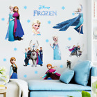 Large New Frozen Character Wall Sticker Kids Room Mural Decal Home Decoration