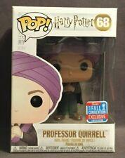 Funko Pop Harry Potter 2018 NYCC Exclusive Professor Quirrell #68