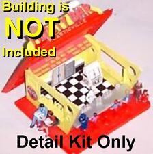 Super Detail Kit for Plasticville Frosty Bar Lionel 027