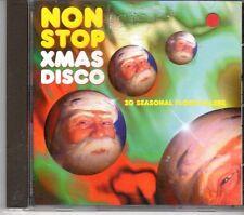 (DX56) Non Stop Xmas Disco, The Roller Disco Orchestra - 1996 CD