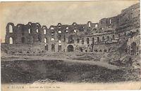 Tunesien - El Djem Innen - das Kolosseum (4249)