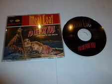 MEAT LOAF - I'd Lie For You - Deleted 1995 UK 3-track CD single
