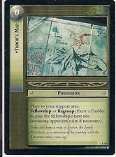 Lord of the Rings CCG - Fellowship - Thror's Map #318 Rare
