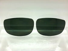 Smith Gibson Custom Made Sunglass Replacement Lenses Green Polarized New!