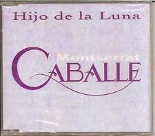 MONTSERRAT CABALLE - hijo de la luna PROMO CDM 2TR 1991 (SPAIN) SEALED!!