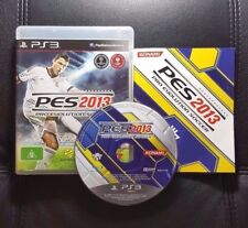 PES 2013 Pro Evolution Soccer (Sony PlayStation 3, 2012) PS3 Game - FREE POST