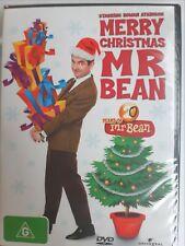 Mr Bean - Merry Christmas Mr Bean [ DVD ] Region 4, BRAND NEW & SEALED, FreePost