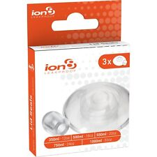 Ion8 Leak Proof Water Bottle Replacement Seals (3 sets)
