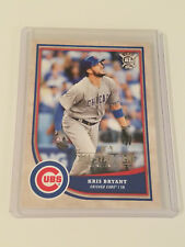 CHICAGO CUBS KRIS BRYANT 2018 TOPPS ALL-STAR FANFEST WRAPPER REDEMPTION #ASWR-3