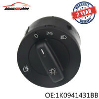 Headlight Window Switch Mirror Button For VW Tiguna Golf Jetta Passat 1K0941431B