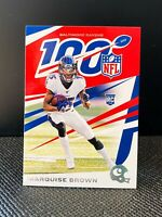 2019 Chronicles Football - NFL 100 Cards